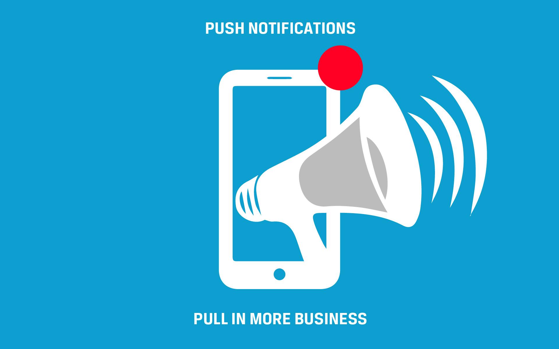mobiluygulamada bildirim gönderme yöntemleri