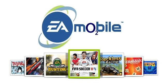EA Efsane Mobil Oyunları