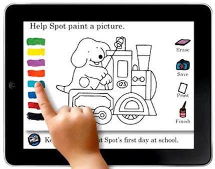 çocuklar için popüler uygulamalar