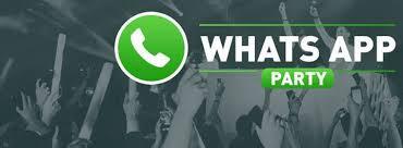 whatsapp üzerinden etkinlik düzenleyen gençler