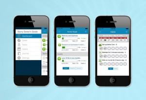 goalsontrack mobil uygulama