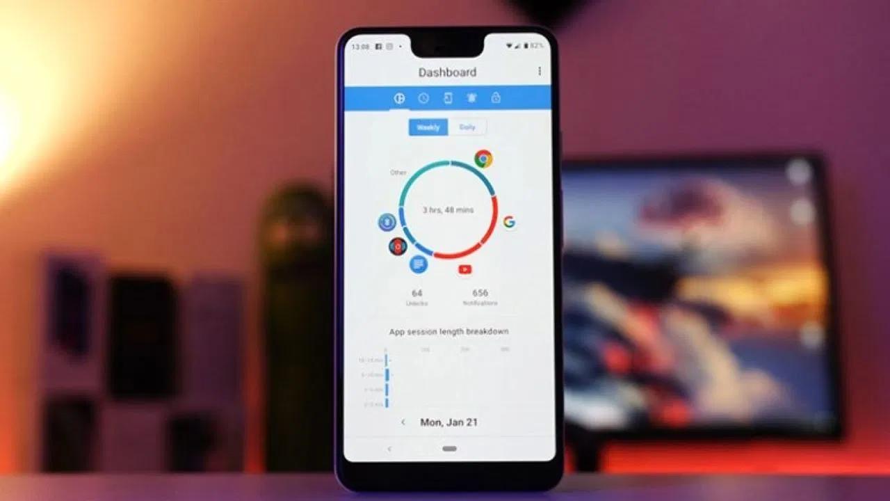 Google'a ait olan Dijital Denge adlı uygulamanın incelemesini yapan 9to5Google, uygulamaya eklenecek olan bir yeni özelliği meydana çıkardı. Edinilen bilgiye göre uygulama, kullanan kişiye uyku problemini çözmek için önerilerde bulunacak… devamını gör •••